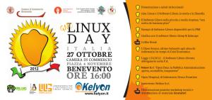 Invito LinuxDay 2012