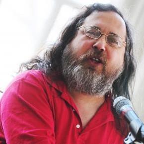 Richard Stallman a Benevento!