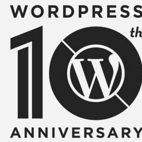 Festa per il decimo anniversario di Wordpress