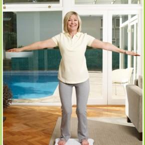 Balance Board e postura