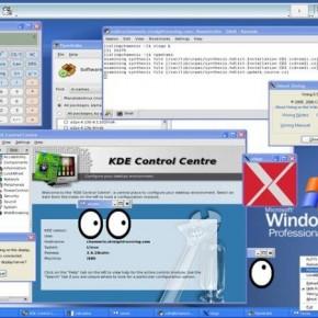 Applicazioni remote ed X server per windows