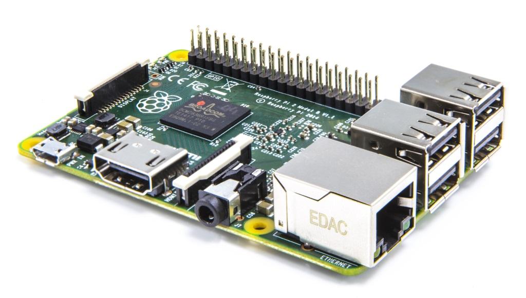 Raspberry Pi 2, tanta potenza a soli 35 dollari!