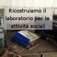 Ricostruiamo il laboratorio per l'informatica sociale!