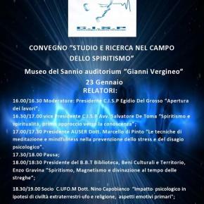 """Le Scienze e la """"Cultura"""" a Benevento"""