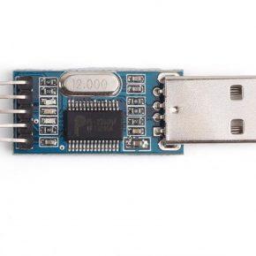 Pilotare un relè con un'interfaccia USB/UART (TTL)